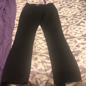 Lightly worn columnist pant from Express